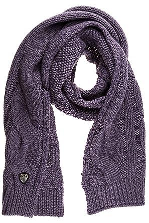 Emporio Armani EA7 écharpe femme mount urban 1 violet  Amazon.fr ... 0632df16467