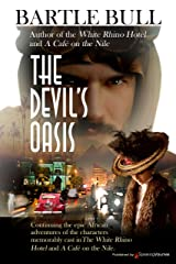 The Devil's Oasis (Anton Rider Book 3) Kindle Edition