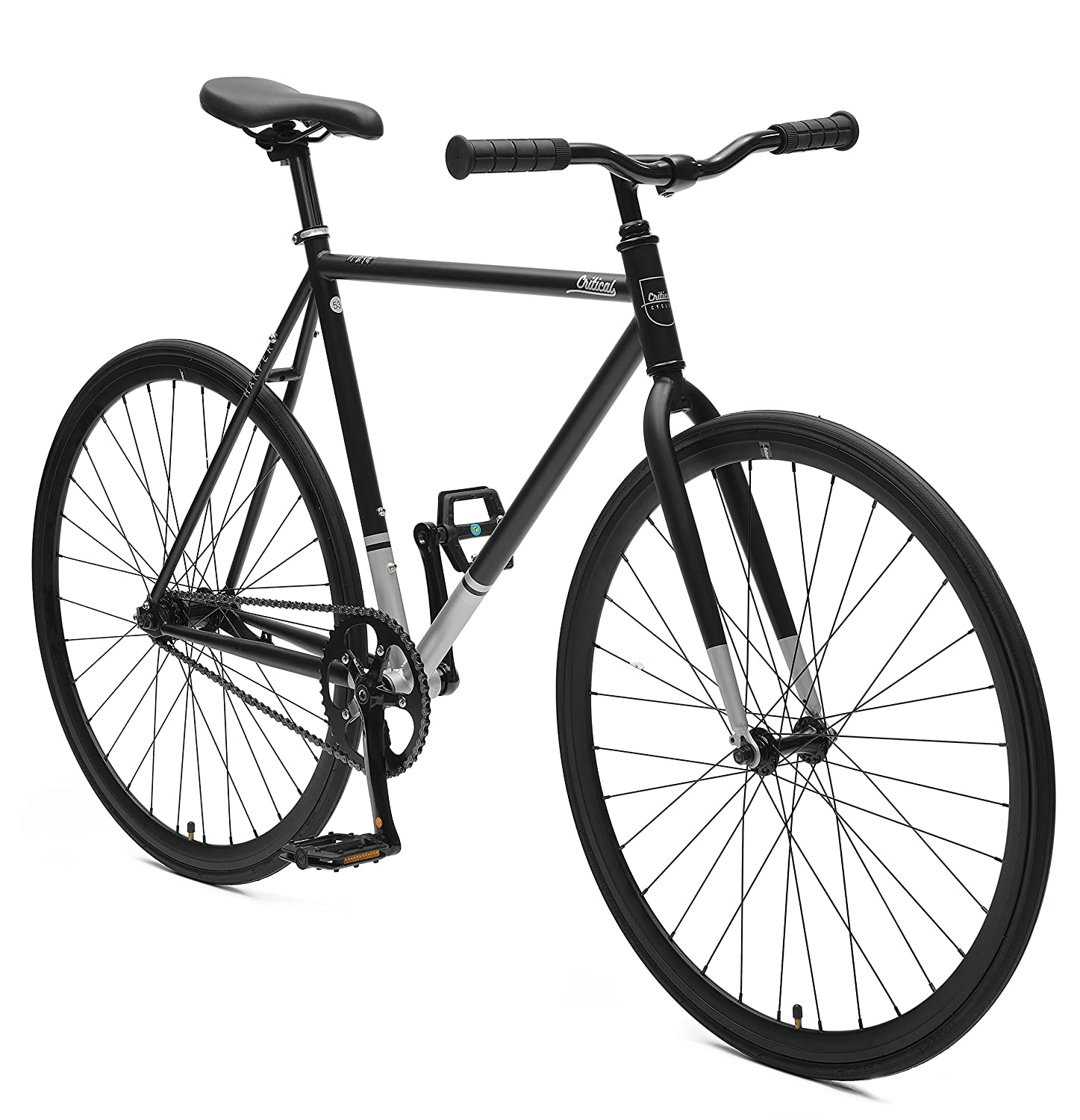 Critical Cycles Harper Coaster Fixie Style Single