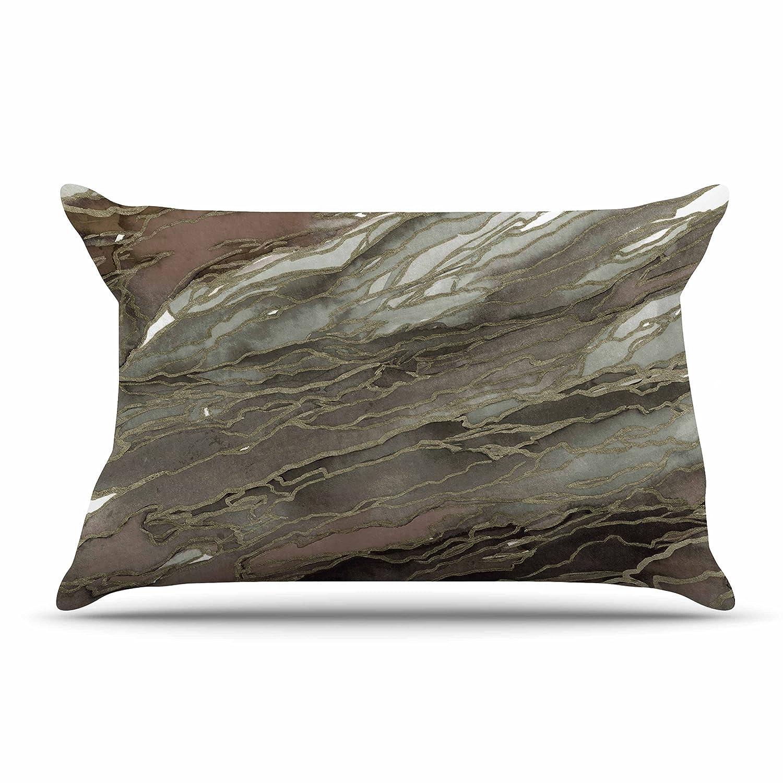Elegance 1 30 x 20 Kess InHouse Pillow Sham EBI Emporium Agate Magic