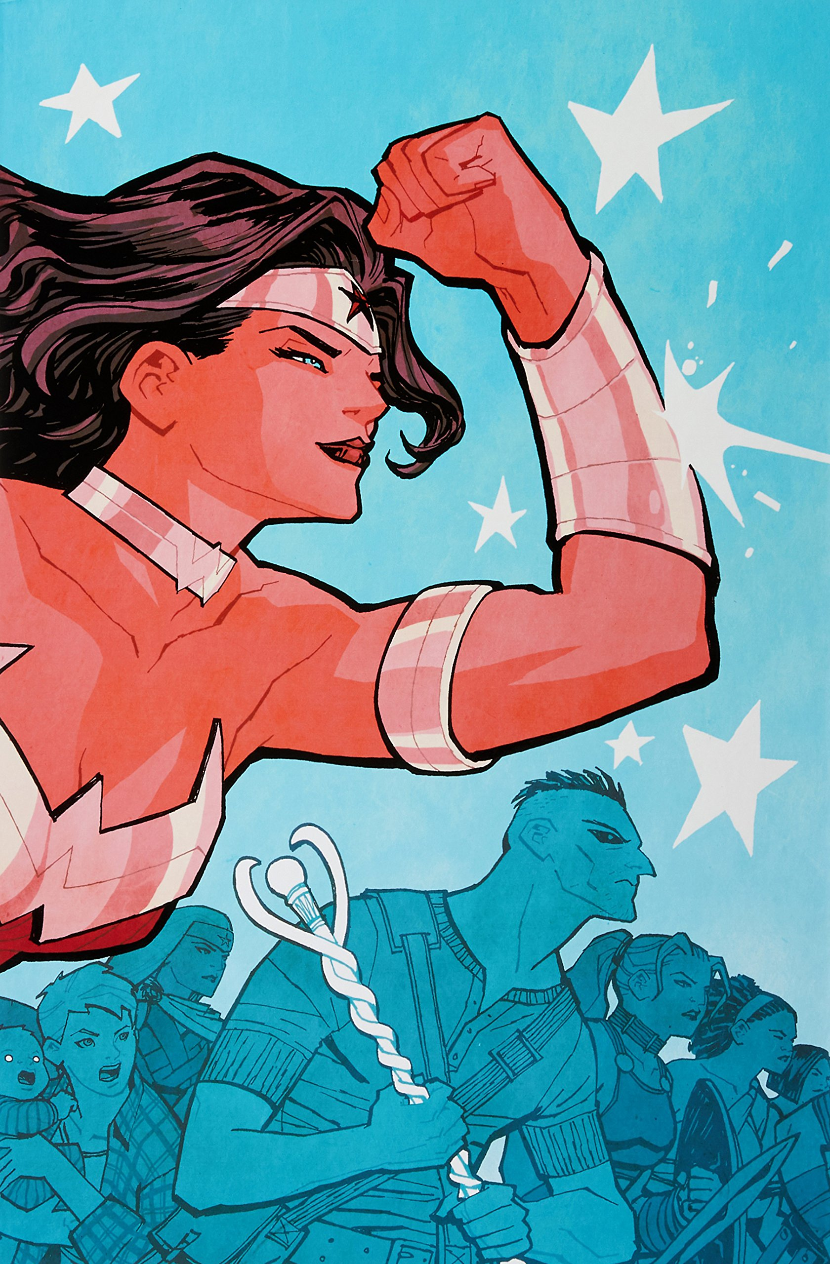 Absolute Wonder Woman by Brian Azzarello & Cliff Chiang Vol. 1 by Brian Azzarello