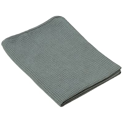 Chemical Guys MIC_781_01 Waffle Weave Gray Matter Microfiber Drying Towel (25 in. x 36 in.): Automotive
