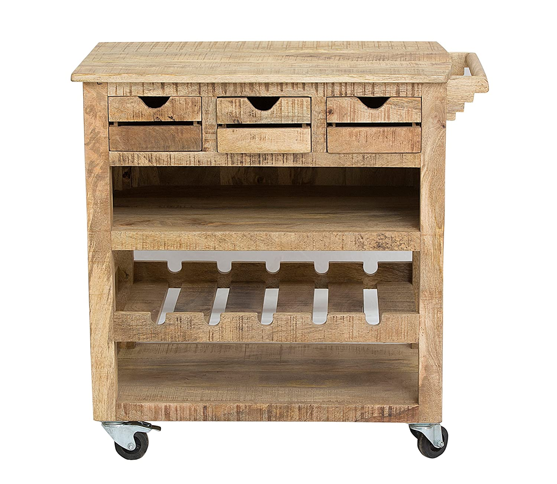 Küchenwagen holz  SIT-Möbel 2587-01 Küchenwagen