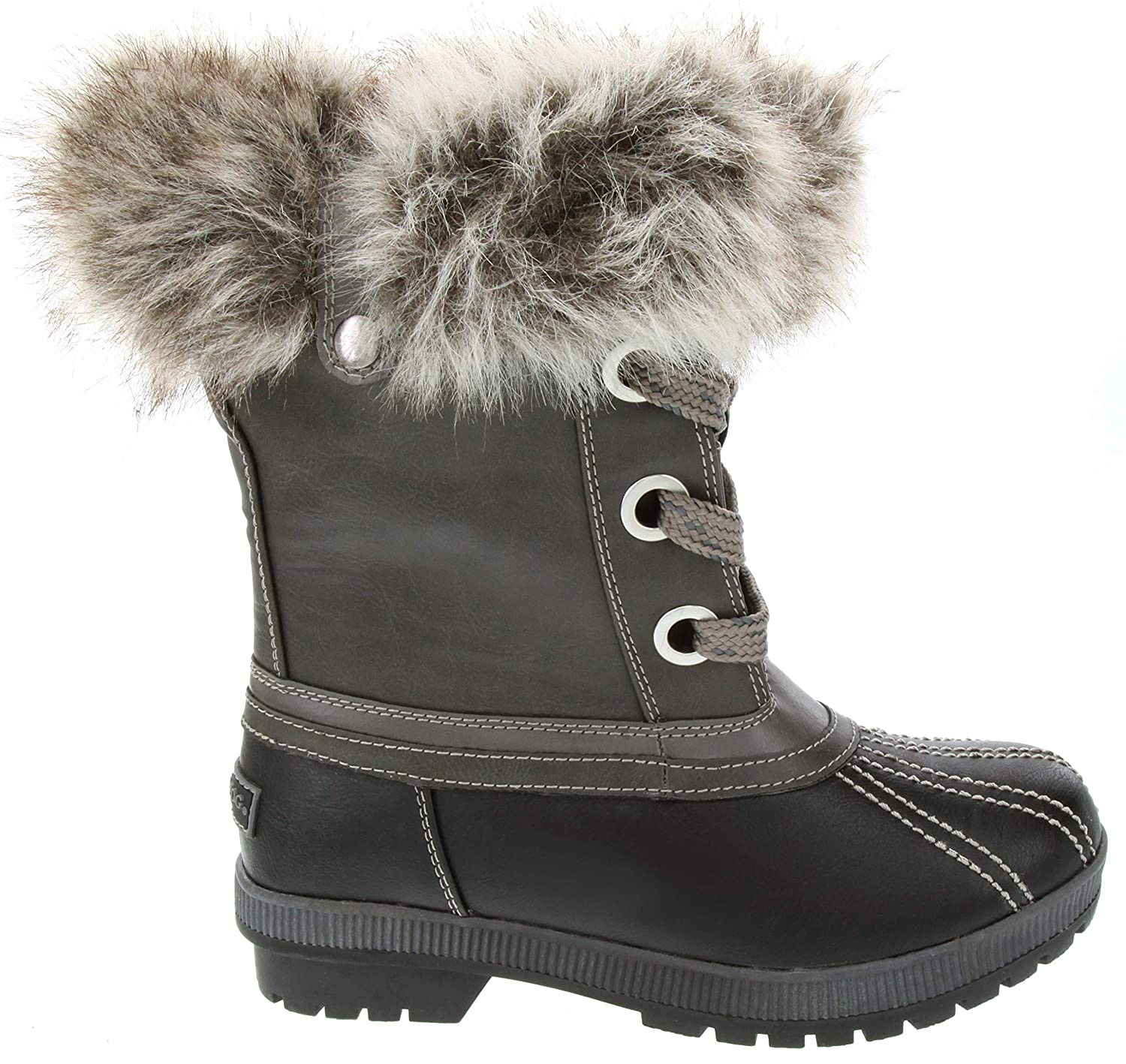 London Fog Milly Cold Weather Waterproof Snow Boot