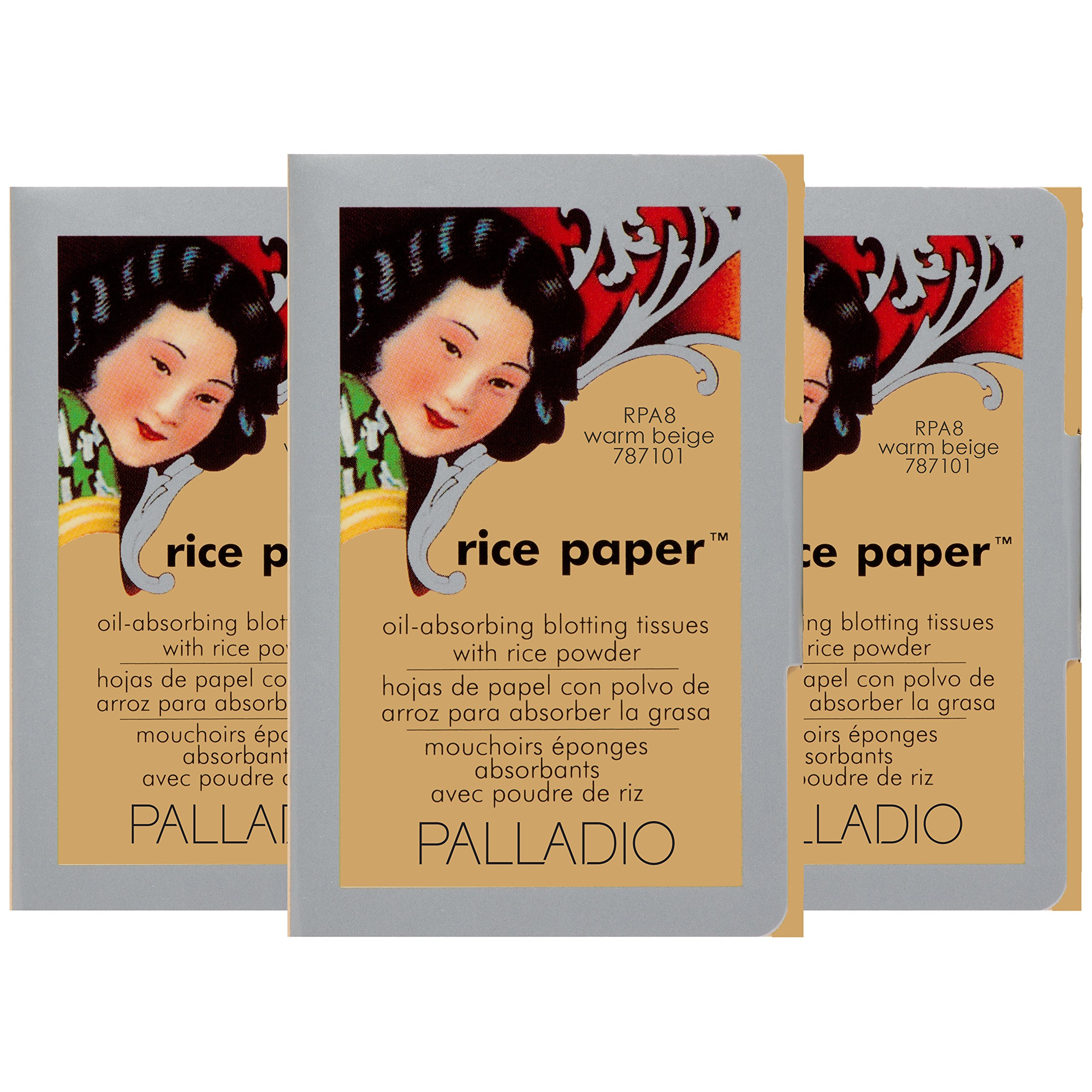 Amazon.com : Palladio Oil-absorbing Rice Powder - Warm