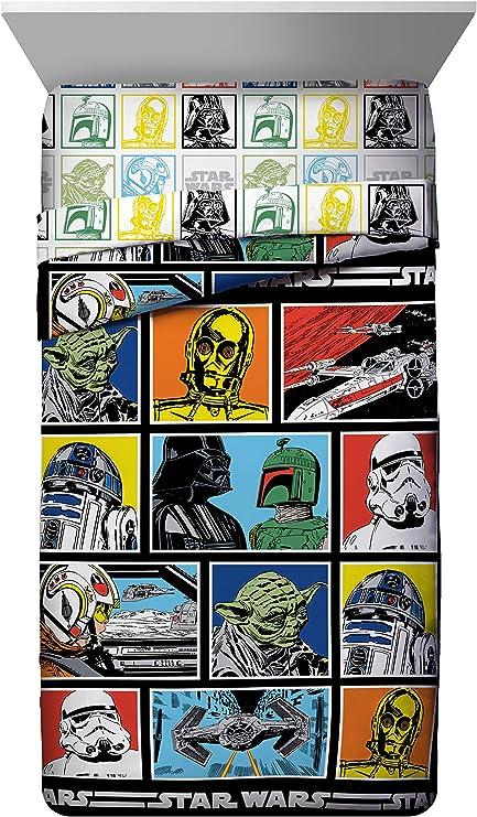 Toalla de secado r/ápido Star Wars Design Boys