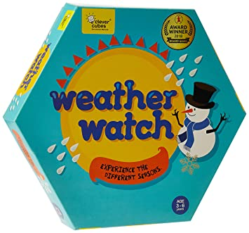 Clever Cubes Weather Watch