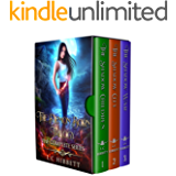 The Demon-Born Trilogy: (Complete Series)