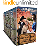 Gigantic Mail Order Bride Boxed Set: 51 Inspirational Romances