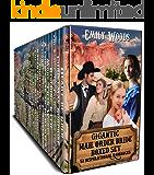 Gigantic Mail Order Bride Boxed Set: 51 Inspirational Romances