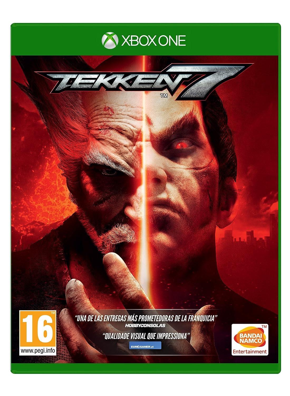 Tekken 7 - Standard Edition: Xbox One: Amazon.es: Videojuegos