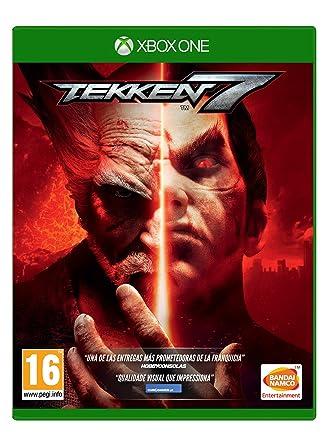 Tekken 7 - Standard Edition: Xbox One: Amazon es: Videojuegos