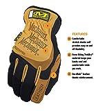 Mechanix Wear - Leather FastFit Gloves