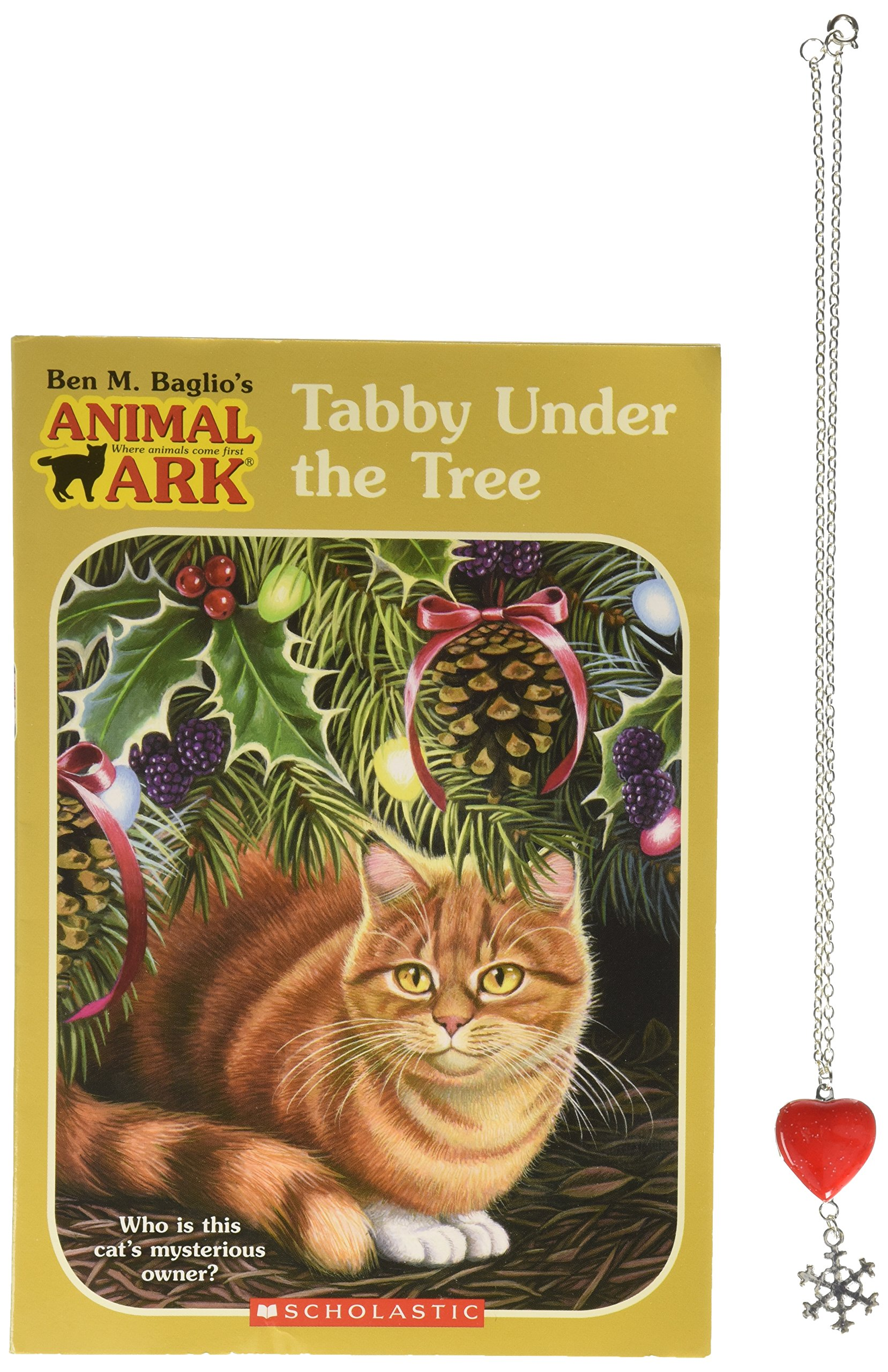 Download Tabby Under the Tree (Animal Ark Series #54) (Animal Ark Holiday Treasury #17-Christmas) PDF