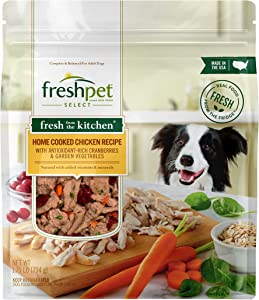 Fresh Pet Select Home CookedHealthy & Natural Dog Food