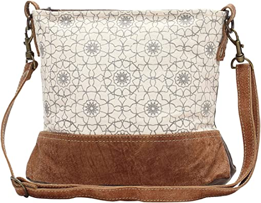 Myra Bags Crossbody : Every #bag is truly handcrafted with spirit of vintage, ethnic and bold look.