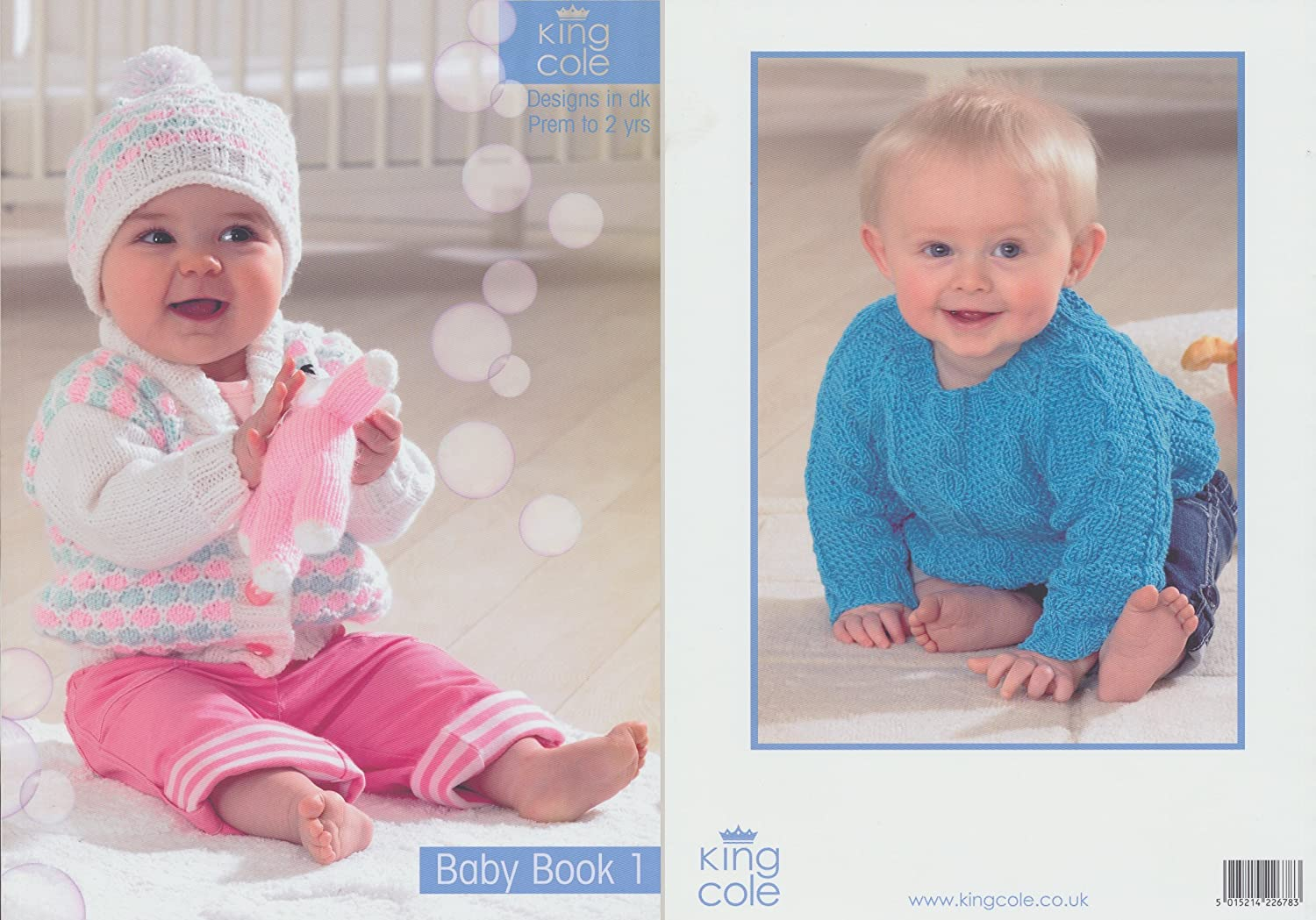 Best Baby Knitting Pattern Books – Knit For Baby