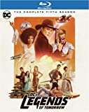 DC's Legends of Tomorrow: The Complete Fifth Season (Blu-ray + Bonus Disc)