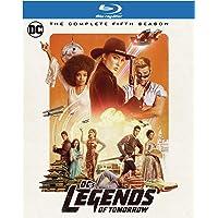DC's Legends of Tomorrow: The Complete Fifth Season (Blu-ray + Bonus Disc)