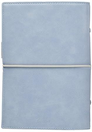 Filofax - Organizador personal Domino Soft, 2019 color azul
