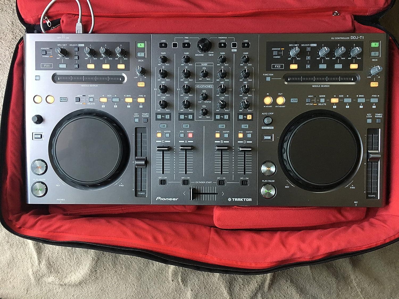 Pioneer / パイオニア Digital DJ-T1 ( DDJT1 ) TRAKTOR専用 DJコントローラー B004ISHU4Y