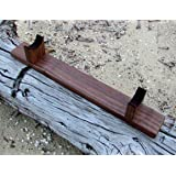 Stand Native American Flute made from aromatic Cedar