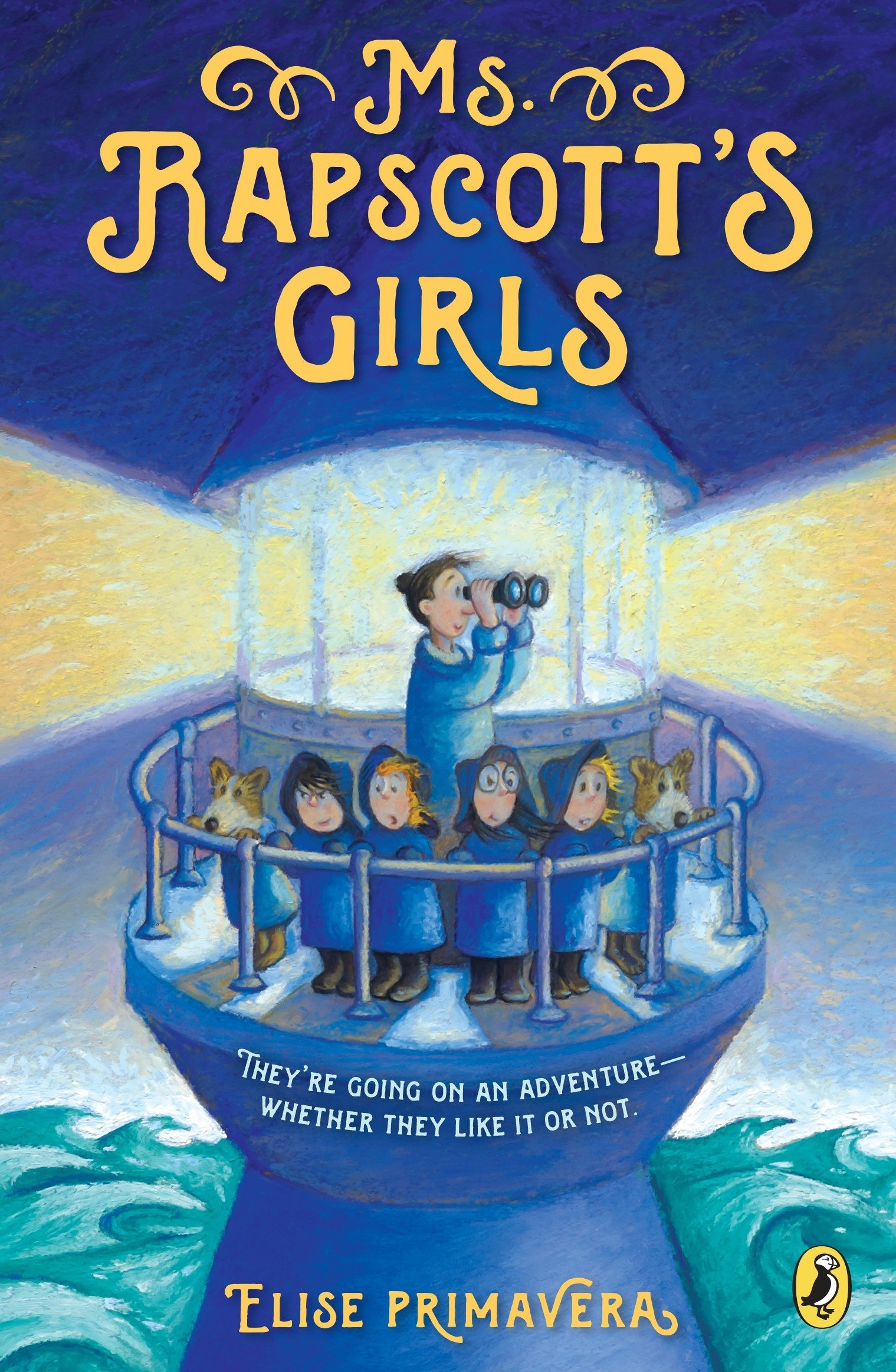 Ms. Rapscott's Girls PDF