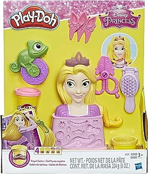 Disney Princess C1044EU4 - Salón de belleza de Rapunzel: Amazon.es: Juguetes y juegos