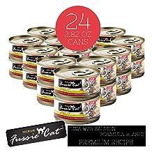 Fussie Cat Premium Tuna with Salmon