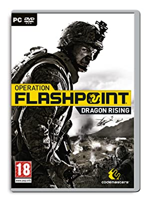 Operation Flashpoint: Dragon Rising [Online Game Code]