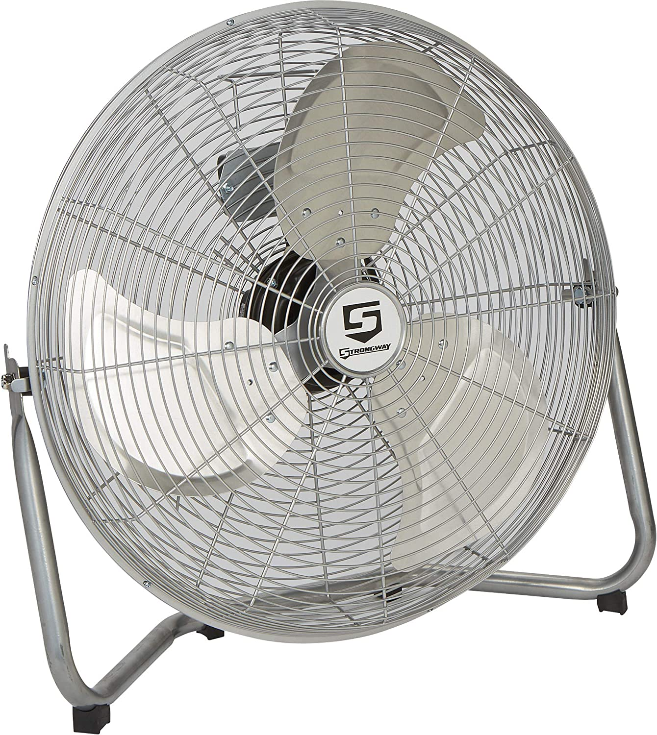 Dia Strongway High-Velocity Floor Fan 4275 CFM 20in 1//5 HP