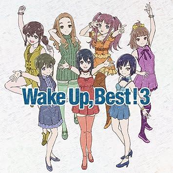amazon wake up best 3 girls wake up アニメ 音楽