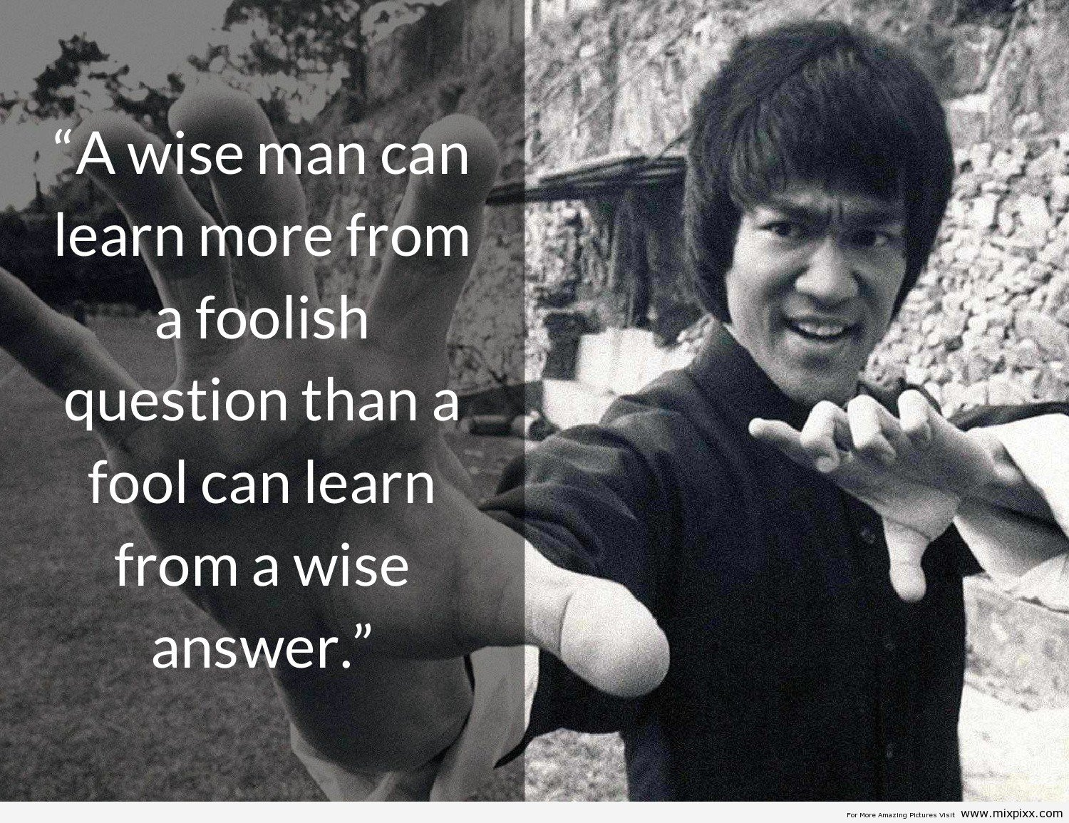 Amazoncom Purchase Punch A Wise Man Can Learnbruce Lee Quotes