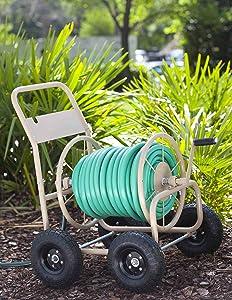 Liberty Garden 870 Garden Hose Reel Cart