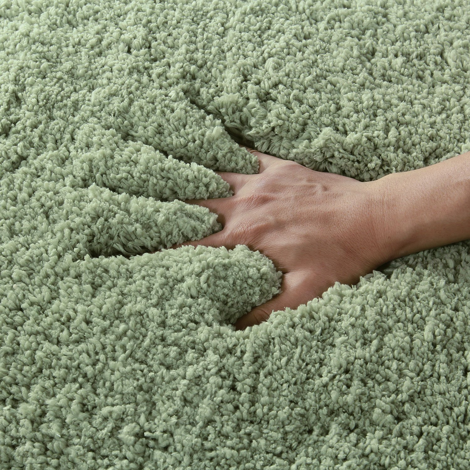 Norcho Soft Microfiber Water Absorbent Non Slip Antibacterial Rubber Luxury Bath Mat Rug 17x27 Grass Green Amazoncouk Kitchen Home