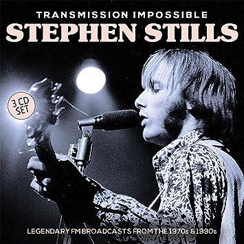 amazon transmission impossible stephen stills 輸入盤 音楽