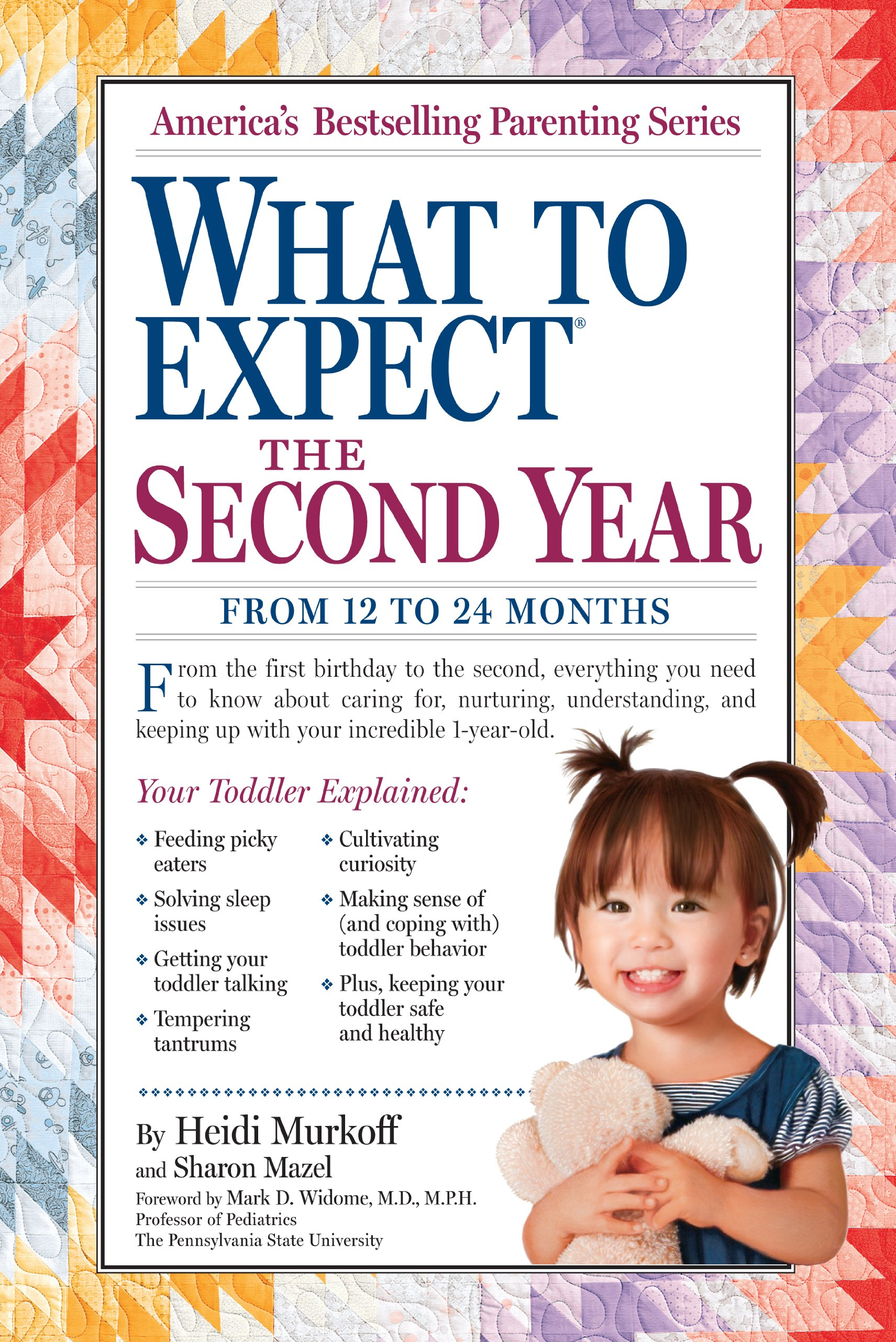 What to Expect the Second Year: From 12 to 24 Months (What