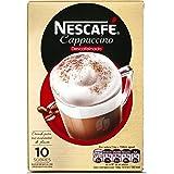 Nescafé - Café cappuccino descafeinado - 10 Sobres