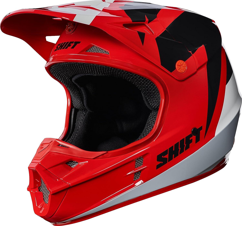 2017 Shift White Label Tarmac Helmet-Red-XS COMINU055948