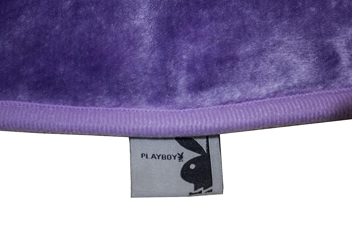 Amazon.com: Playboy Classic - Manta con diseño de cabeza de ...
