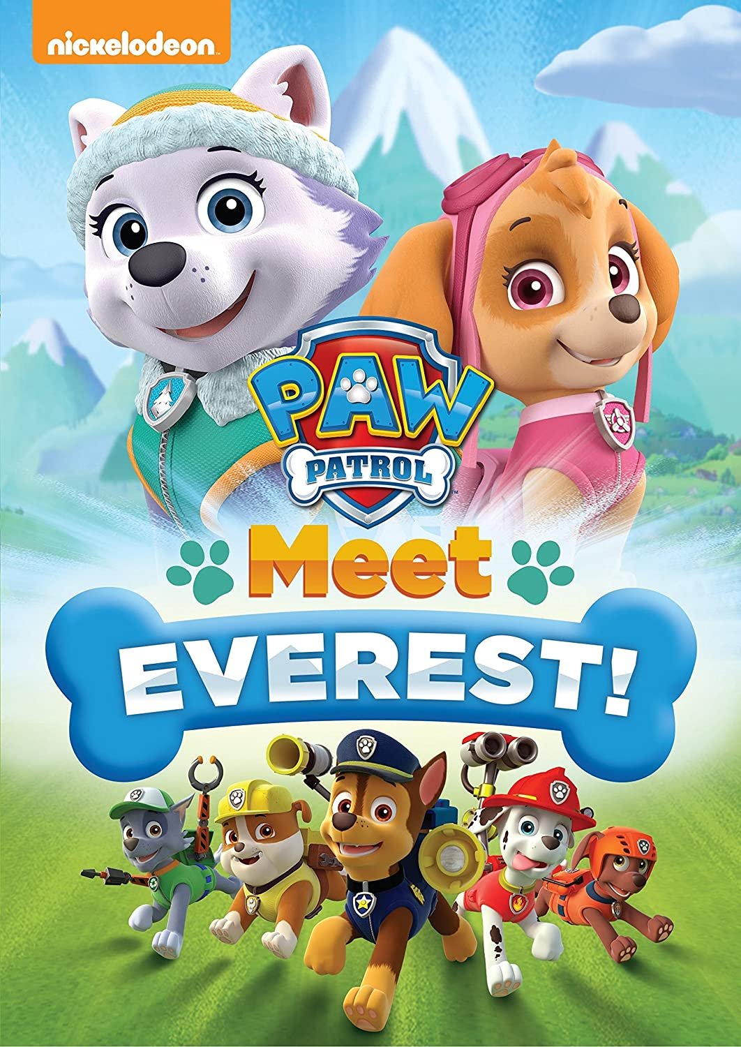 Amazon.com: Paw Patrol: Meet Everest!: Gage Munroe, Alex Thorne, Devan  Cohen, Kallan Holley, Christian Distefano: Movies U0026 TV