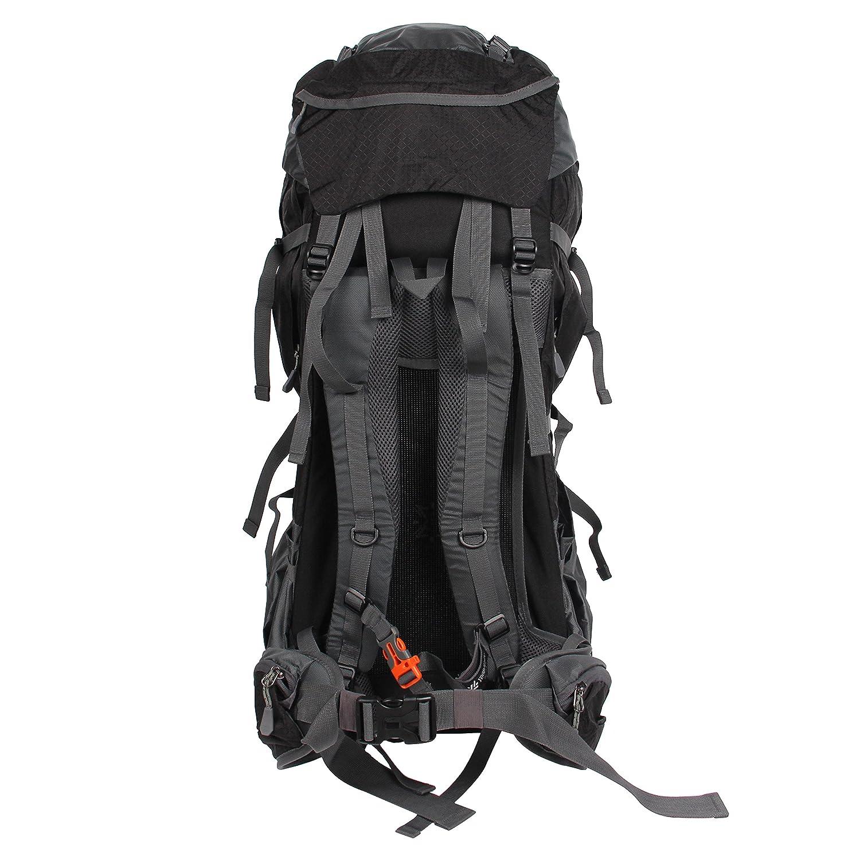 e7d05e1095 Amazonbasics Internal Frame Hiking Backpack With Rainfly 75l Green ...