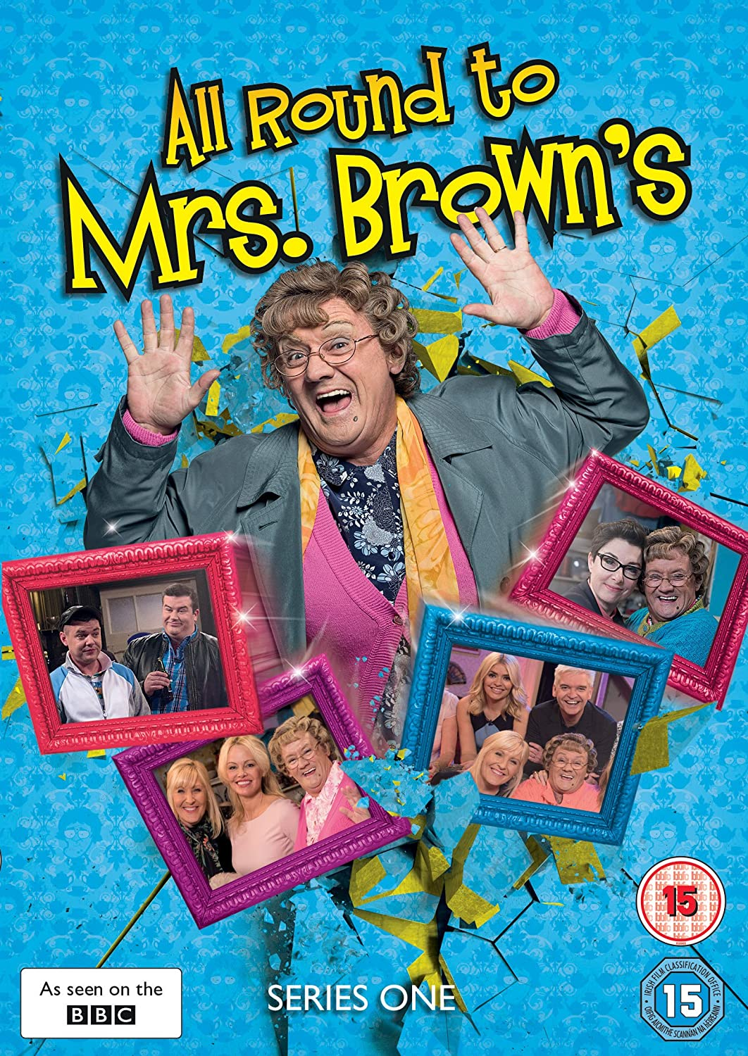 Mrs. Brown's Boys: All Round to Mrs. Brown's
