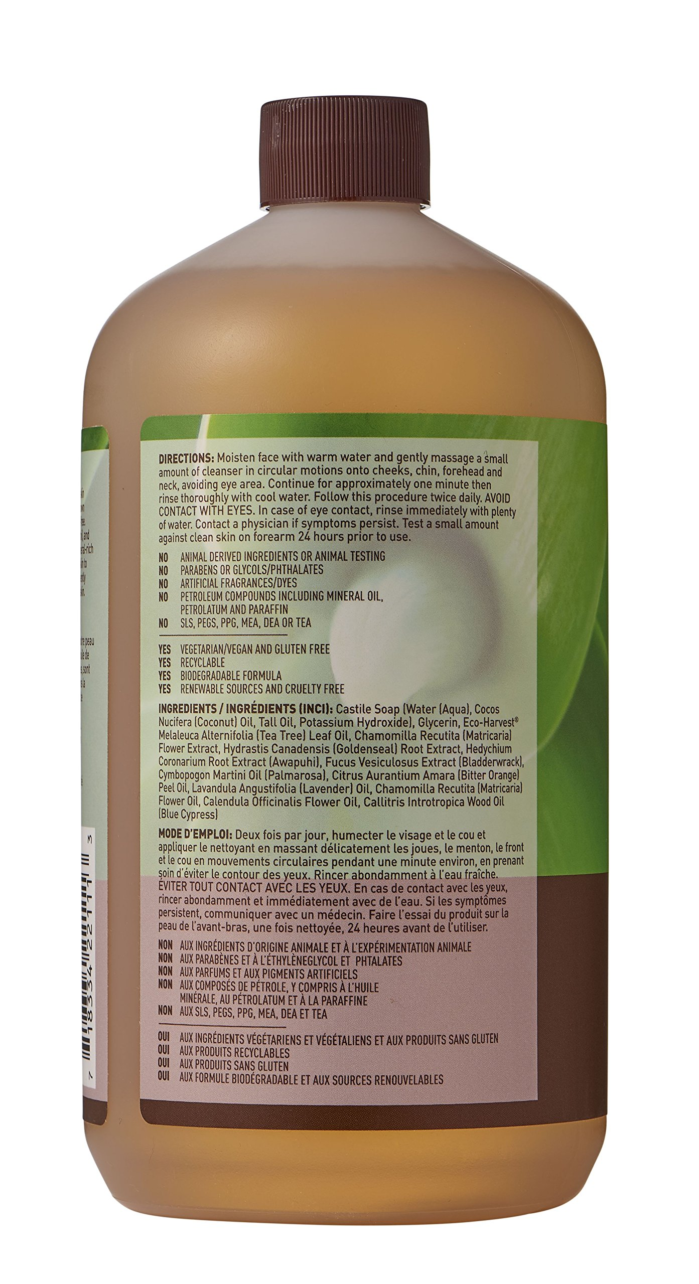 Desert Essence Thoroughly Clean Face Wash 32 fl oz by Desert Essence (Image #4)