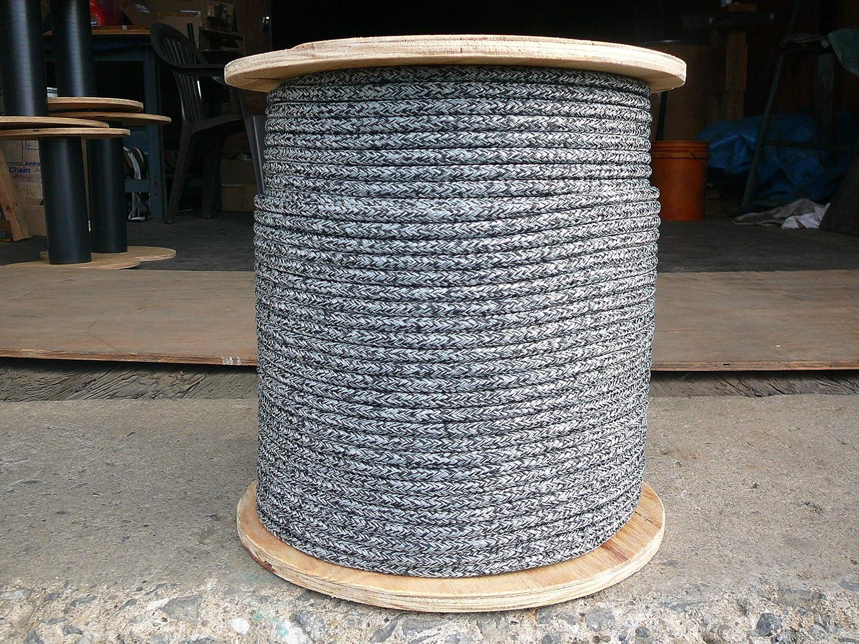 Braid On Braid Rope Sheets Halyard 16mm Matt Polyester 20 Metres New G3