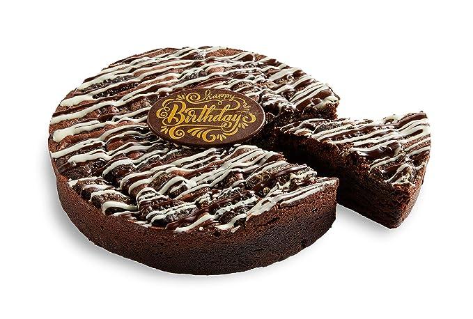 Fine Bake Me A Wish Cookies And Cream Brownie Cake Chocolate Fudge Birthday Cards Printable Trancafe Filternl