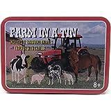 Farm Animals In A Tin