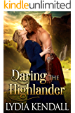 Daring the Highlander: A Steamy Scottish Historical Romance Novel
