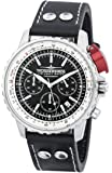 Thunderbirds - FightingSteel - Chronograph - Lederband - Schwarz - Ref. TB1048/2-01-E09s