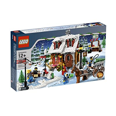 LEGO Creator Holiday Bakery 10216: Toys & Games